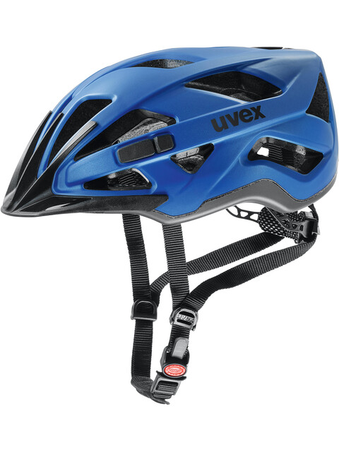 UVEX Active CC Helmet blue matt